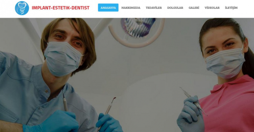 Implant Estetik Dentist