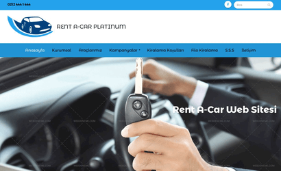 Rent A Car Platinum